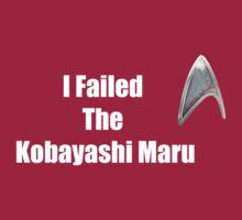 I Failed (white) by kjen20