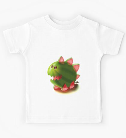 Watermelon Dragon Kids Tee