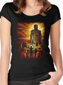 The Wicker Man Women's Fitted Scoop T-Shirt