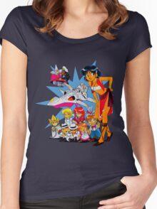 Nadia : The Secret of Blue Water - Fushigi no Umi no Nadia Women's Fitted Scoop T-Shirt