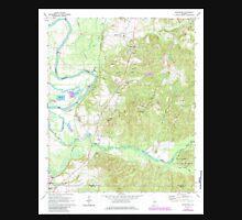 USGS TOPO Map Alabama AL Englewood 303761 1970 24000 T-Shirt