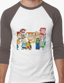 thornberrys Men's Baseball ¾ T-Shirt