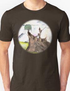 Fairytale Castle Unisex T-Shirt