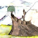 Fairytale Castle by kjen20