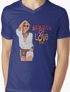 summer of love 2016 Mens V-Neck T-Shirt