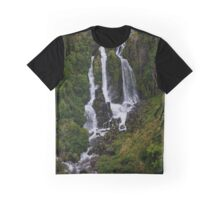 Waipunga Falls  Graphic T-Shirt