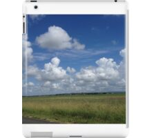 Peaceful rural scene iPad Case/Skin