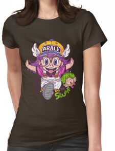 Arale - dr slump  Womens Fitted T-Shirt
