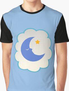 Bedtime Bear (low version) Graphic T-Shirt