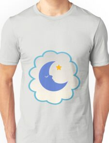 Bedtime Bear (low version) Unisex T-Shirt