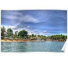 The Mauritius Collection - Lux Grand Gaube Main Beach Poster