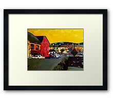 Sneem, Kerry Framed Print