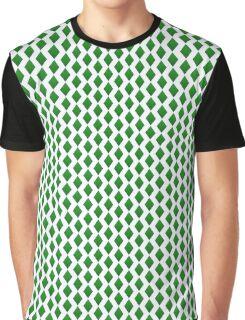 Diamond Retro Graphic T-Shirt