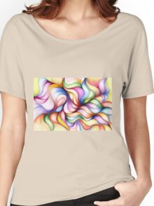 Colour Forming Women's Relaxed Fit T-Shirt