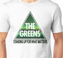 Greens Stand Up Unisex T-Shirt