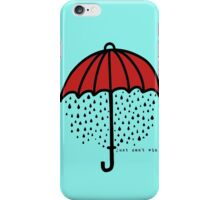 Just Can't Win iPhone Case/Skin