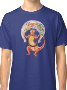 Baby Dragon ready for Adventures Classic T-Shirt