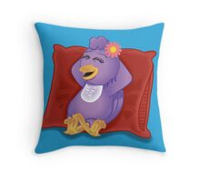 Relax and Chill Out Throw Pillow