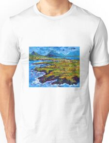 View from Clogher Head Unisex T-Shirt