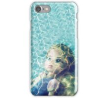 Underwater (Kid Art) iPhone Case/Skin
