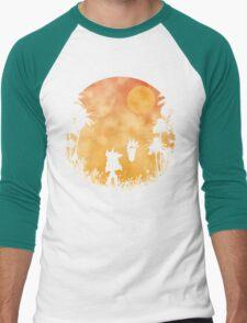 The return of Mr. Bandicoot Men's Baseball ¾ T-Shirt