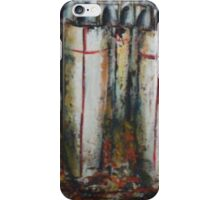 DEFENCE OF JERUSALEM (closeup) iPhone Case/Skin