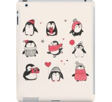 Cozy Penguins iPad Case/Skin