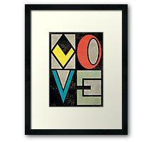 Love II Framed Print
