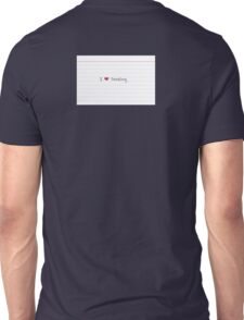 I love doodling Unisex T-Shirt