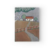 Follow The Path Home Hardcover Journal