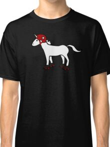 Roller Derby Unicorn Classic T-Shirt