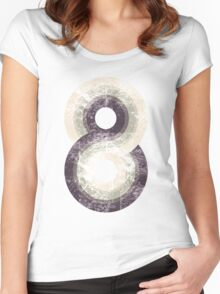 Eight II Women's Fitted Scoop T-Shirt