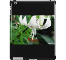Asiatic Lily iPad Case/Skin