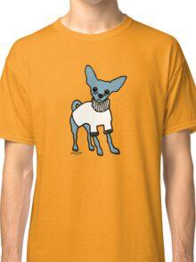 Wildago's Blue Chihuahua Classic T-Shirt