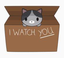 Cats always watching you Baby Tee