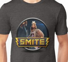 Smite Athena Logo Unisex T-Shirt
