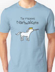 The Majestic Narwhalicorn Unisex T-Shirt