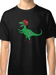 Roller Derby Velociraptor Classic T-Shirt