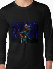 NEMES / HYPER ANDROID FROM HYPERION WORLD Sci-Fi Movie T-Shirt