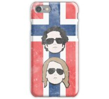 Ylvis - Worn out iPhone Case/Skin