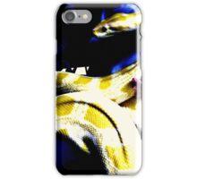 Like a snake iPhone Case/Skin