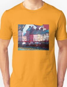 The Long Walk, Boats (Galway) Unisex T-Shirt