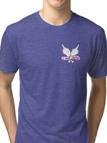I Aint Thinkin Bout YOU Tri-blend T-Shirt