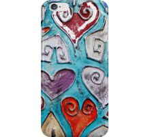 Heart Puzzle II iPhone Case/Skin