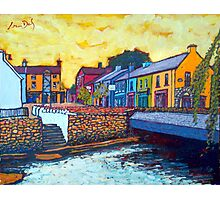 Sixmilebridge, County Clare, Ireland Photographic Print