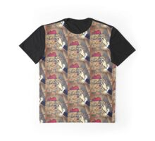 Wildago's Irene the Cat Graphic T-Shirt