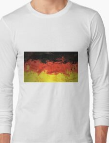 Flag of Germany (Texture) T-Shirt