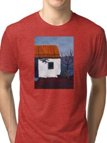 Donegal Cottage II Tri-blend T-Shirt