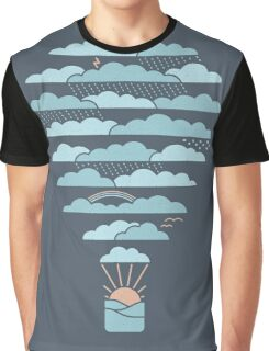 Weather Balloon Graphic T-Shirt