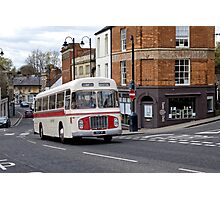Red & White Bus Services Ltd Series 2 Bristol RELH, OAX 9F Photographic Print
